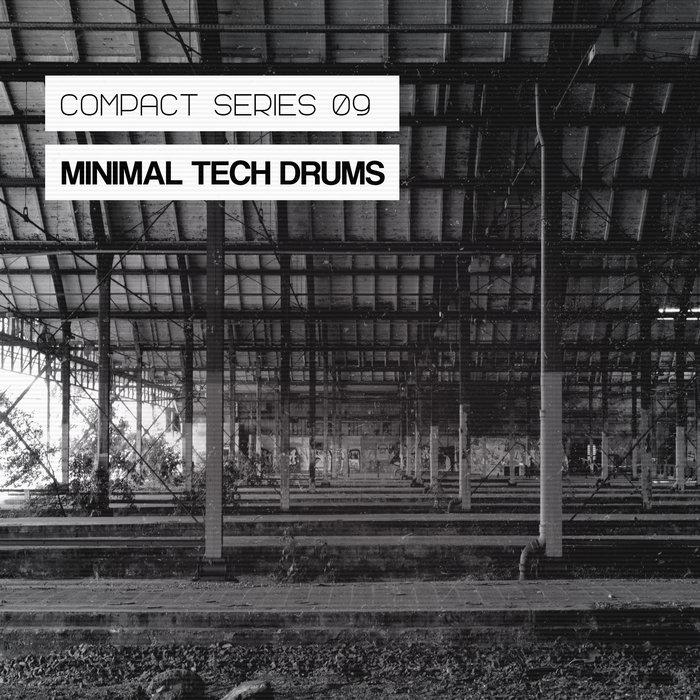 BINGOSHAKERZ - Compact Series: Minimal Tech Drums (Sample Pack WAV/REX)