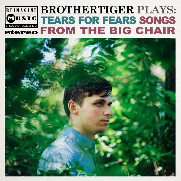 BROTHERTIGER - Brothertiger Plays: Tears For Fears' Songs From The Big Chair