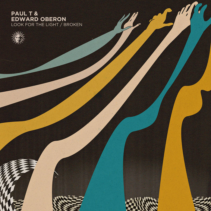PAUL T & EDWARD OBERON - Look For The Light/Broken