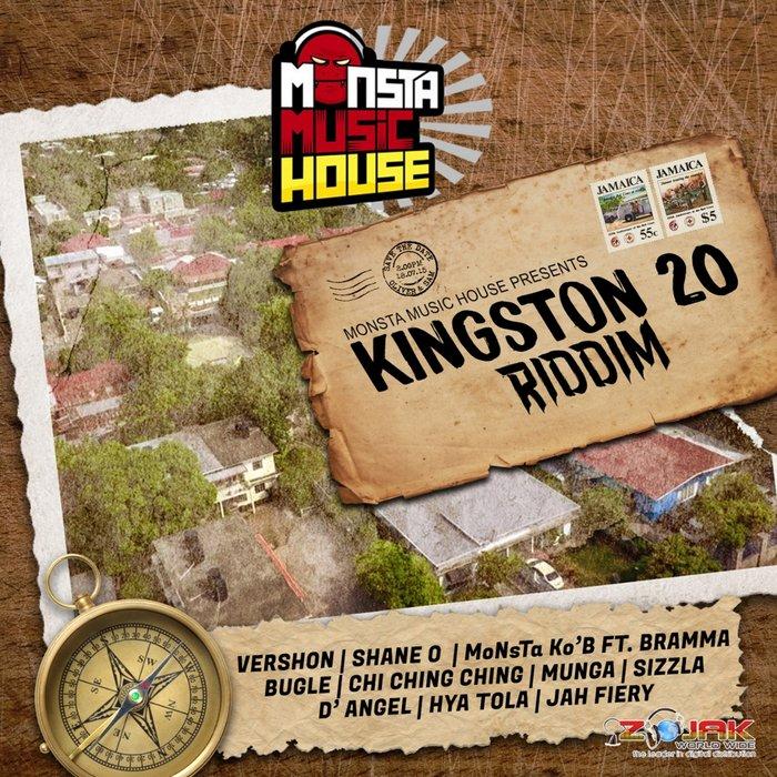 VARIOUS - Kingston 20 Riddim