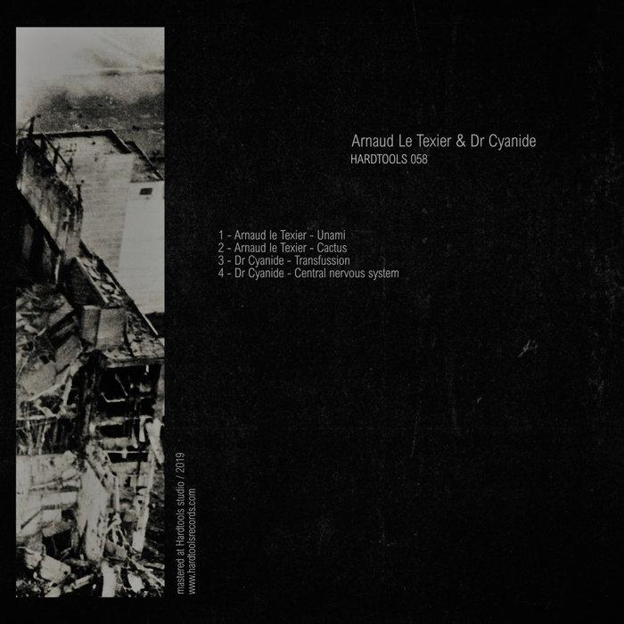 ARNAUD LE TEXIER & DR CYANIDE - Hardtools 058