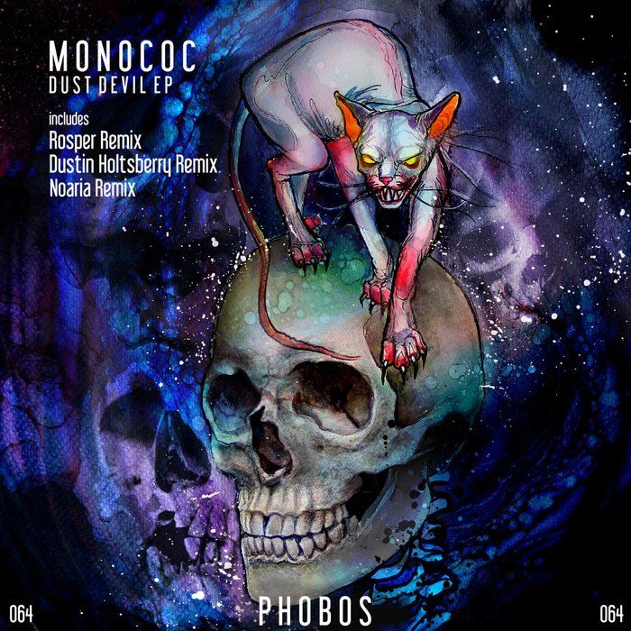 MONOCOC - Dust Devil EP