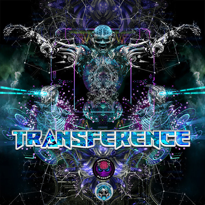 VARIOUS/NUCLEAR FUSION - Transference (Compiled By Nuclear Fusion)