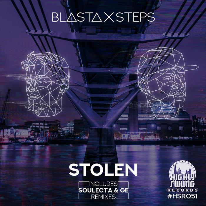 BLASTA X STEPS - Stolen