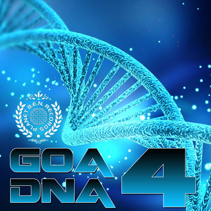 VARIOUS - Goa DNA Vol 4