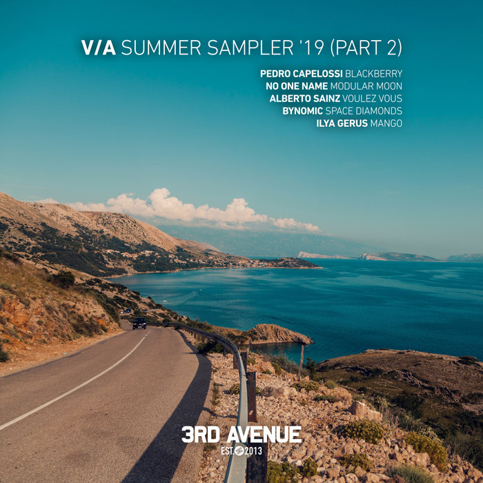 PEDRO CAPELOSSI/BYNOMIC/ILYA GERUS/NO ONE NAME/ALBERTO SAINZ - Summer Sampler 2019 Part 2