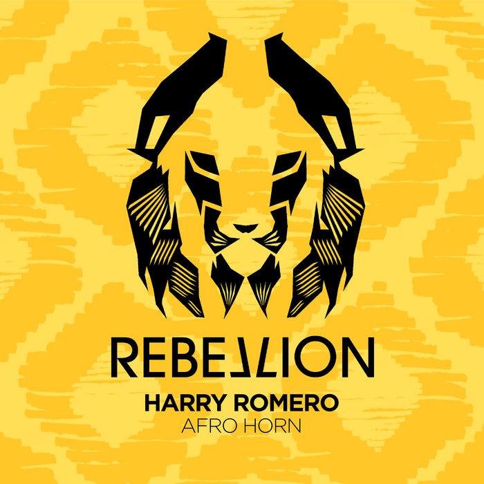 HARRY ROMERO - Afro Horn