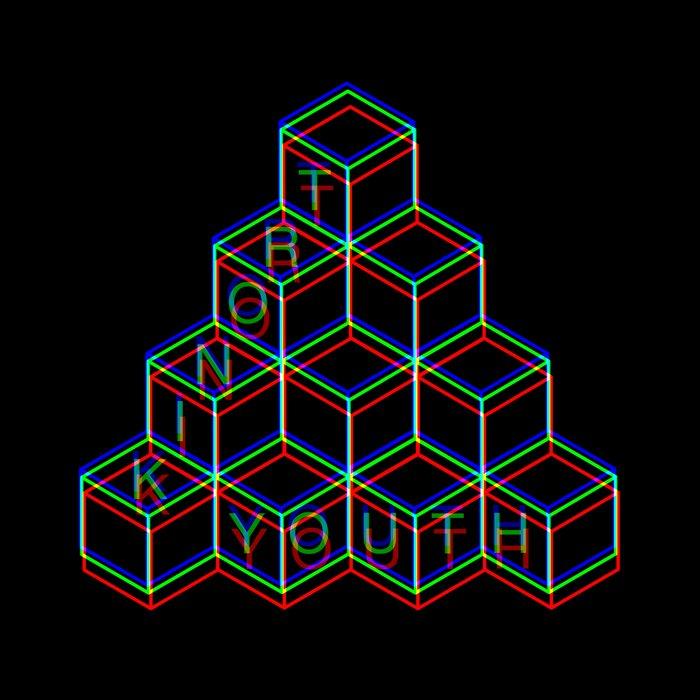 TRONIK YOUTH - E=Me Squared EP