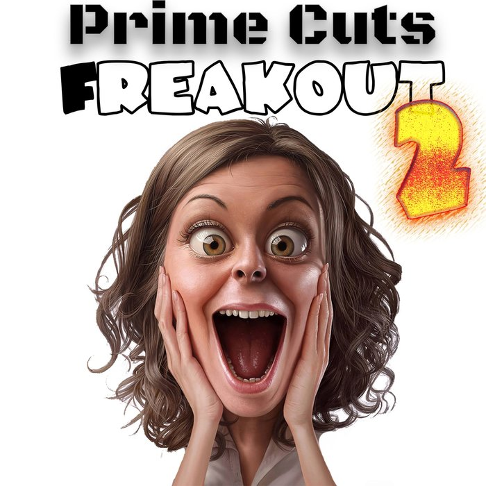 MIXER MAN & DJ MIXER MAN - Prime Cuts Freakout 2
