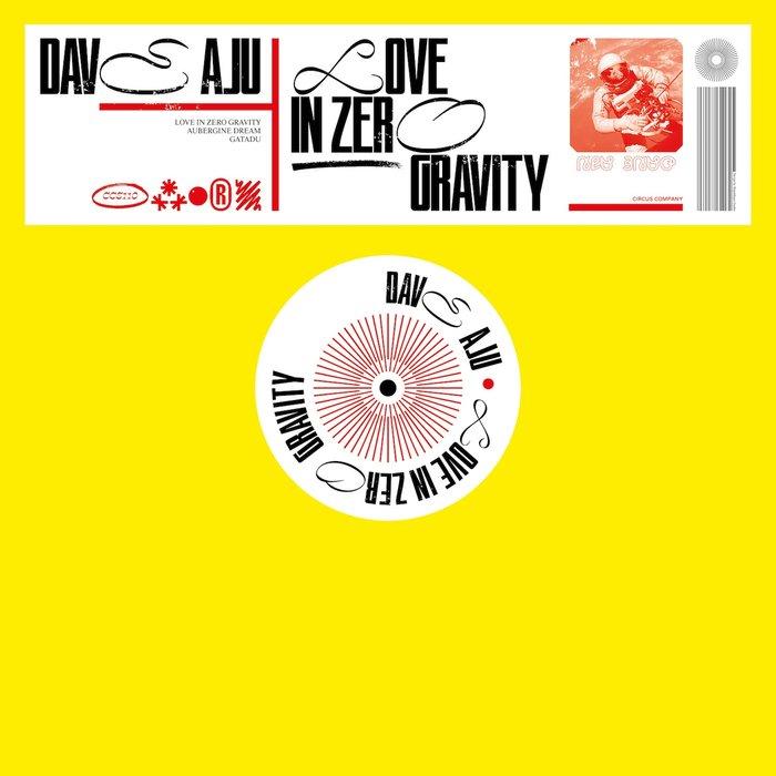 DAVE AJU - Love In Zero Gravity