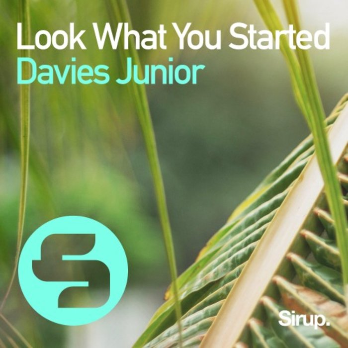 DAVIES JUNIOR - Look What You Started
