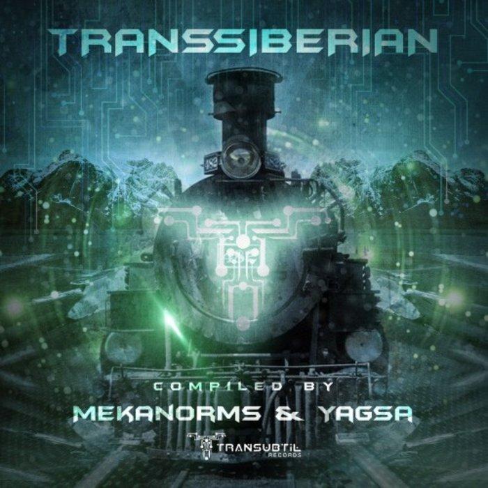 VARIOUS - Transsiberian