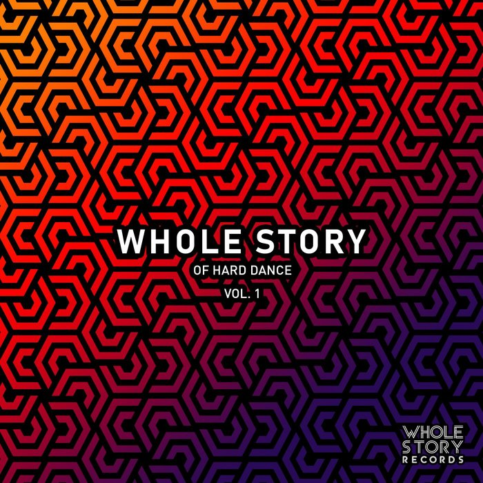 VARIOUS - Whole Story Of Hard Dance Vol 1