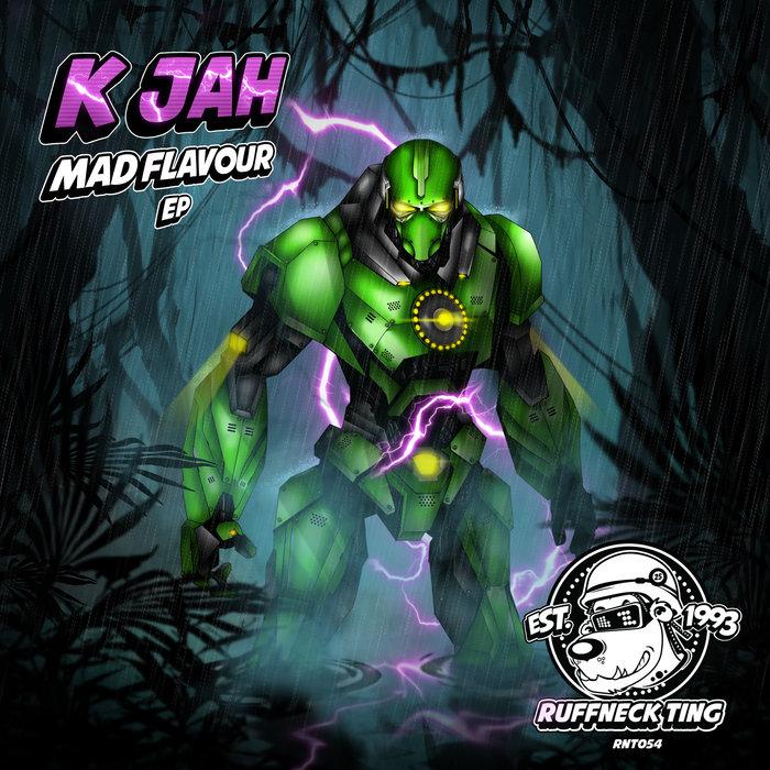 K JAH - Mad Flavour
