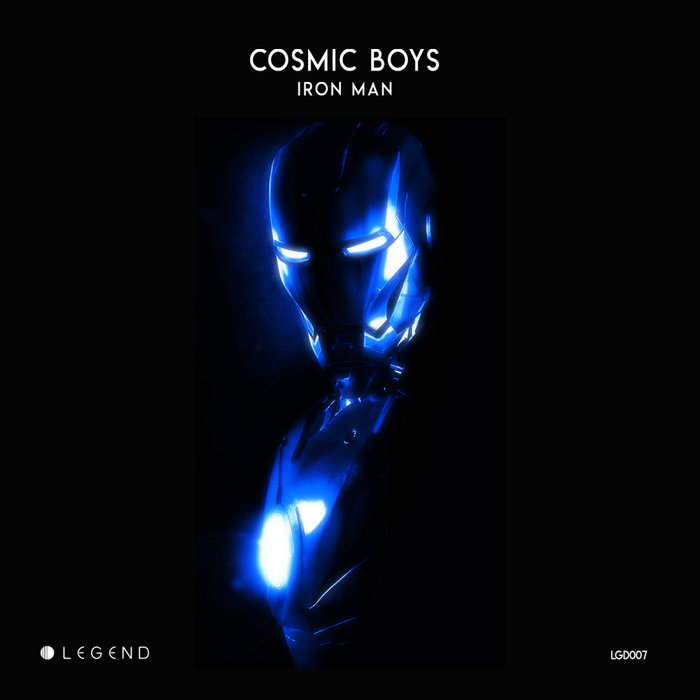 COSMIC BOYS - Iron Man