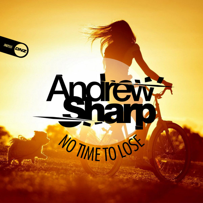 ANDREW SHARP - No Time To Lose