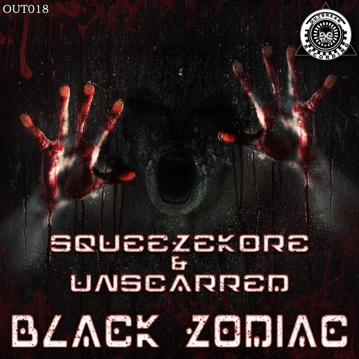 DJ UNSCARRED - Black Zodiac