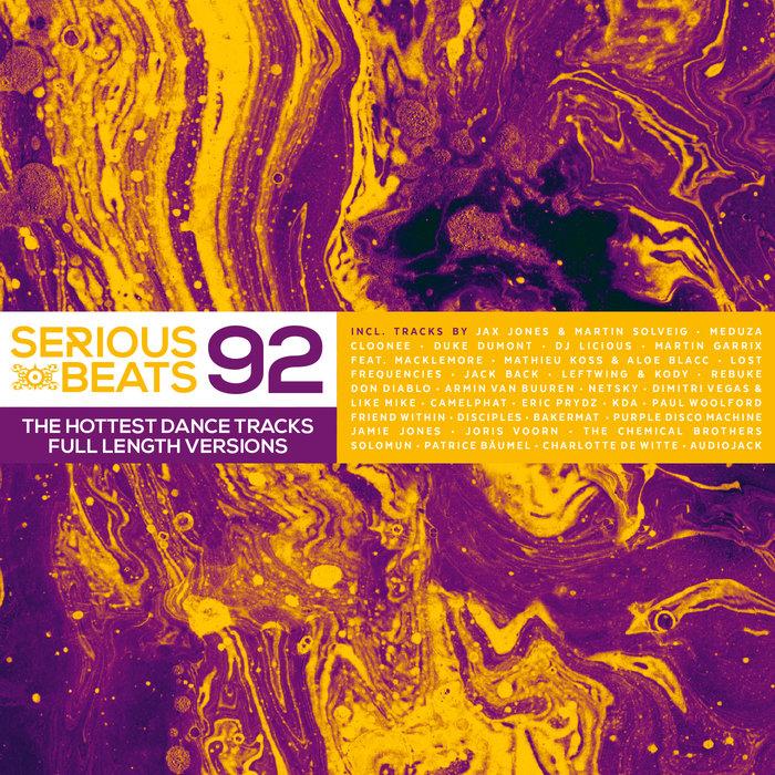 VARIOUS - Serious Beats 92