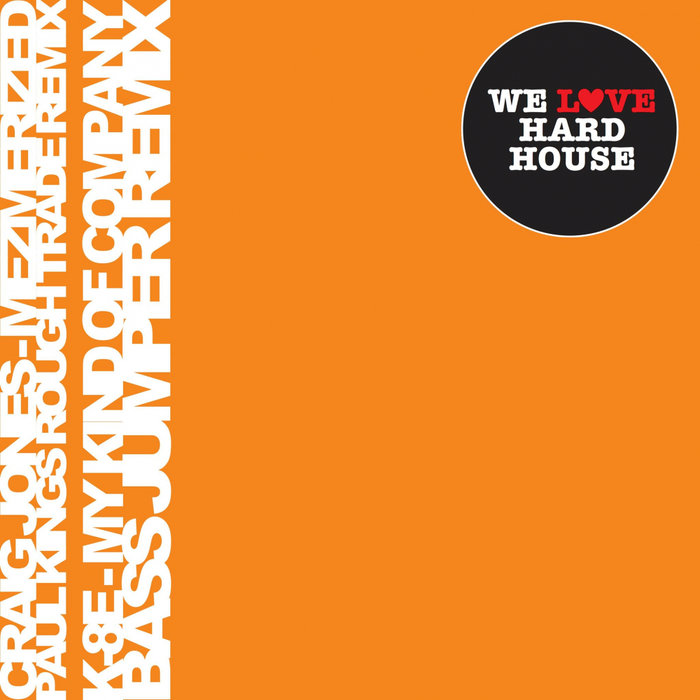 CRAIG JONES/K8-E - Remix EP 1