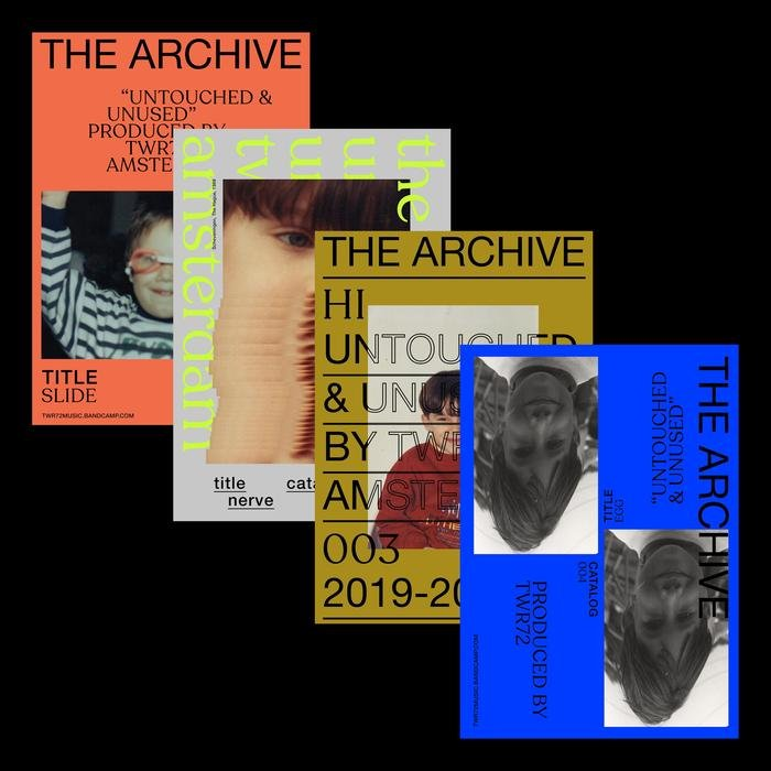 TWR72 - The Archive 1