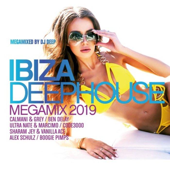 VARIOUS - Ibiza Deephouse Megamix 2019