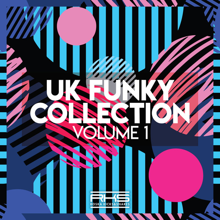 VARIOUS - RKS Presents/UK Funky Collection Volume 1