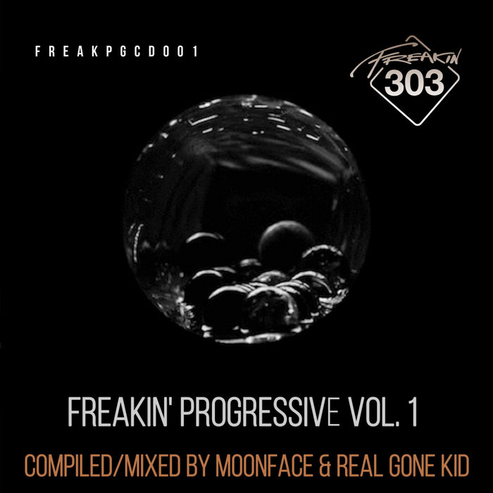 VARIOUS - Freakin Progressive Vol 1