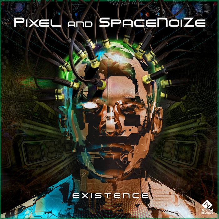 PIXEL & SPACENOIZE - Existence