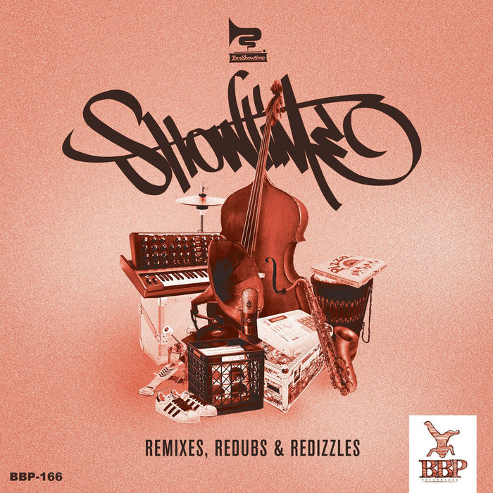 VARIOUS/TOM SHOWTIME - Remixes, Redubs & Redizzles