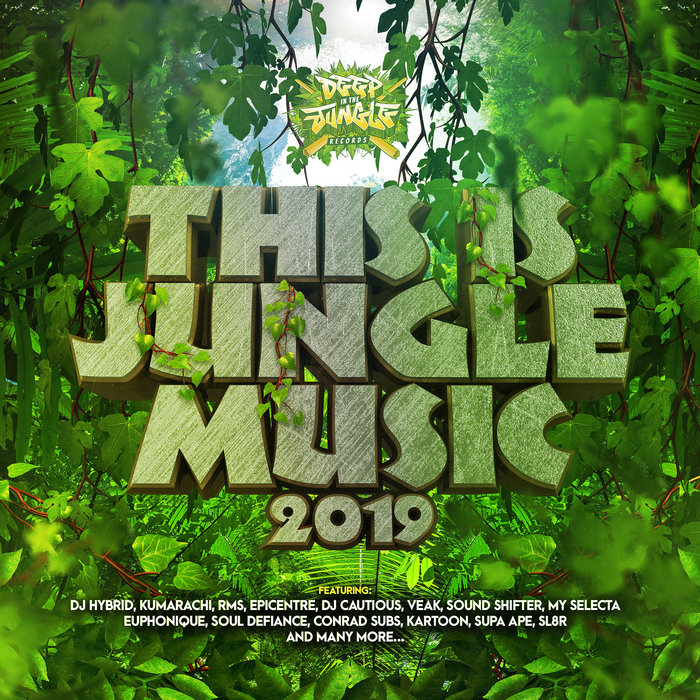 VARIOUS - This Is Jungle Music 2019