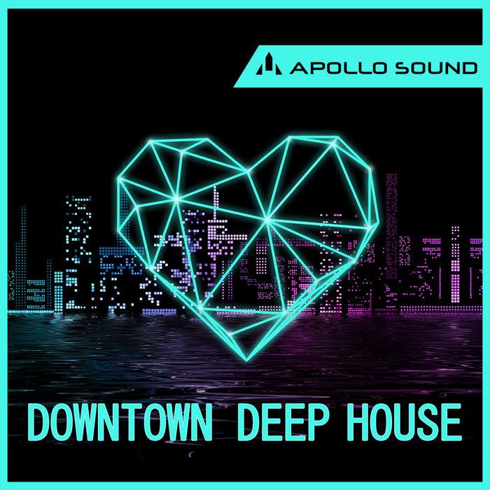 APOLLO SOUND - Downtown Deep House (Sample Pack WAV/APPLE/REASON)