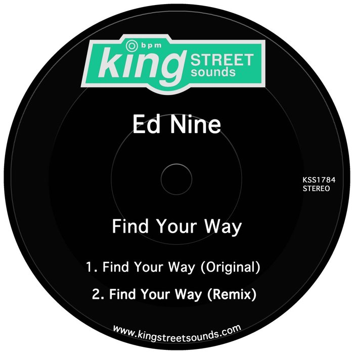 ED NINE - Find Your Way