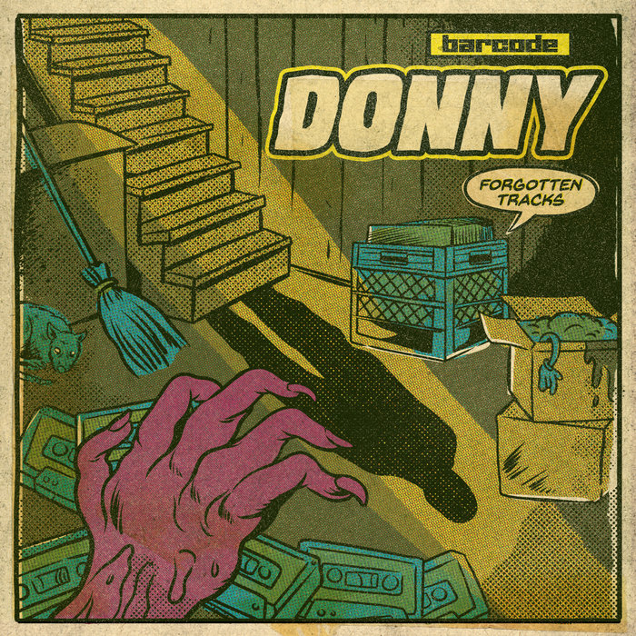 DONNY feat DJE/CURRENT VALUE & AUDIO - The Forgotten Tracks