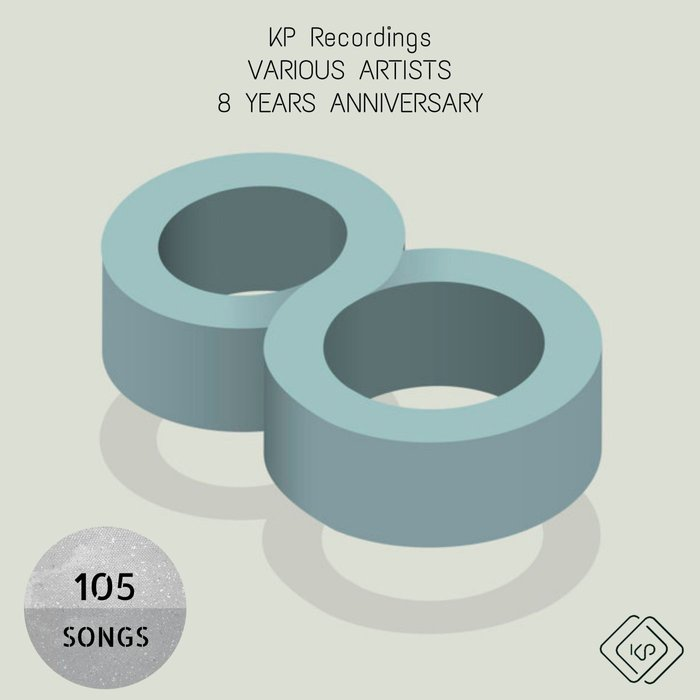 VARIOUS - KP Recordings 8 Years Anniversary