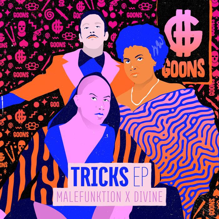MALEFUNKTION/DIVINE - Tricks EP