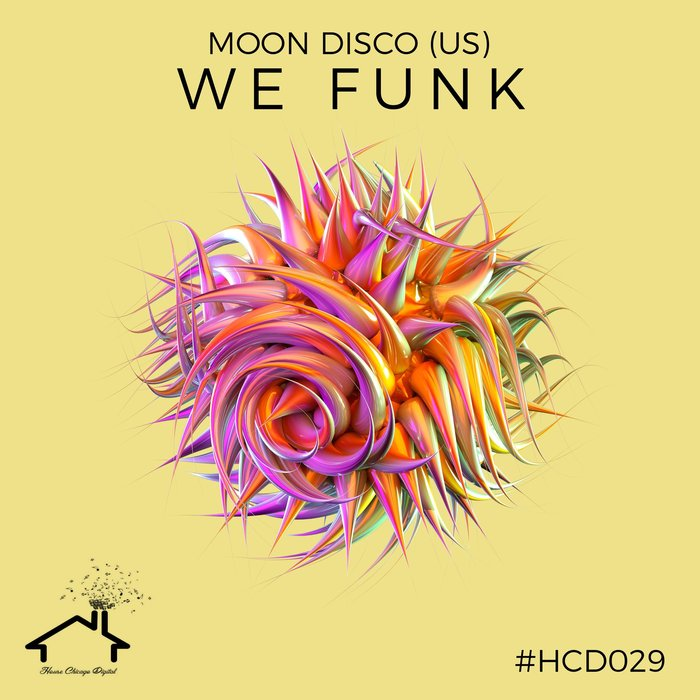 MOON DISCO (US) - We Funk