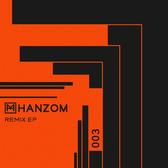 BORKER BROTHERS - Hanzom Remix EP