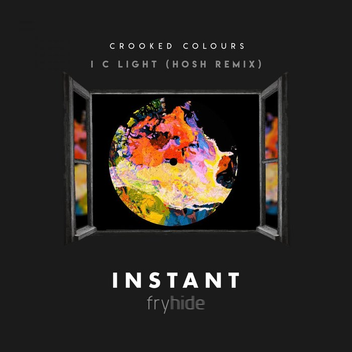 CROOKED COLOURS - I C Light