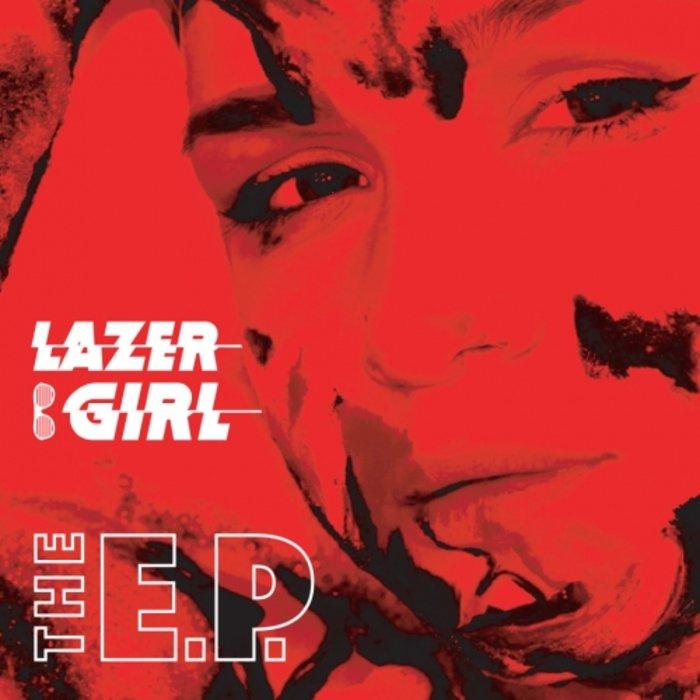 LAZERGIRL - The EP
