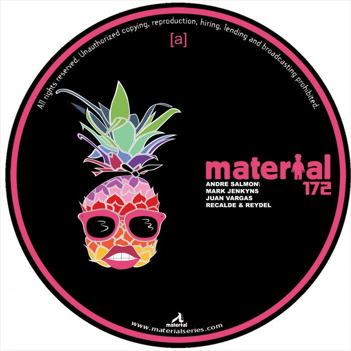 ANDRE SALMON/JUAN VARGAS/VICTOR BALSECA/MARK JENKYNS/RECALDE/REYDEL - Pineapple Style