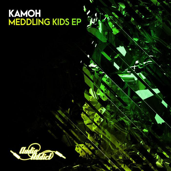 KAMOH - Meddling Kids EP