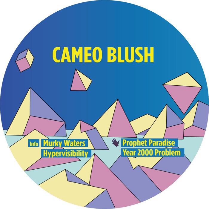 CAMEO BLUSH - Murky Waters EP