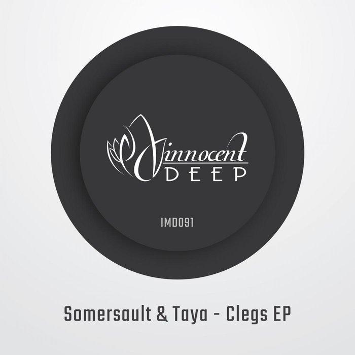 SOMERSAULT/TAYA - Clegs EP