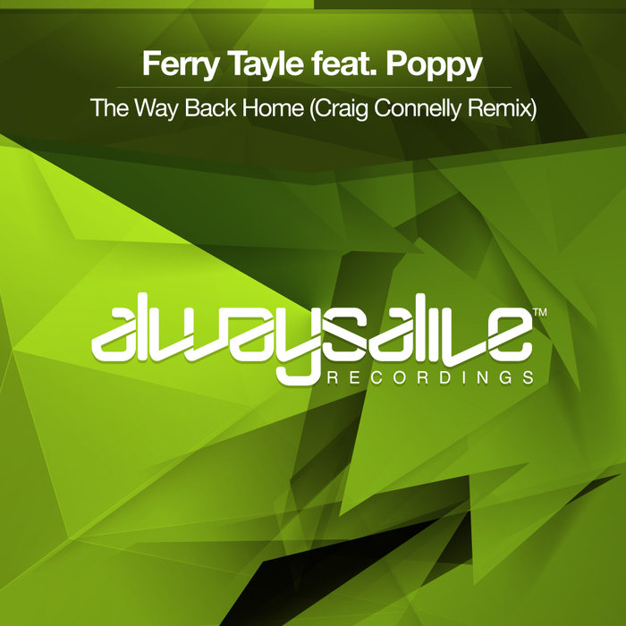 FERRY TAYLE feat POPPY - The Way Back Home