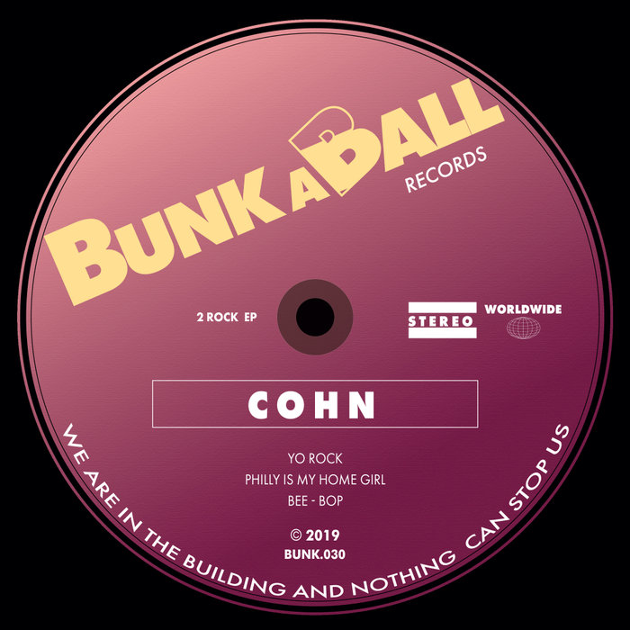 COHN - 2 Rock EP