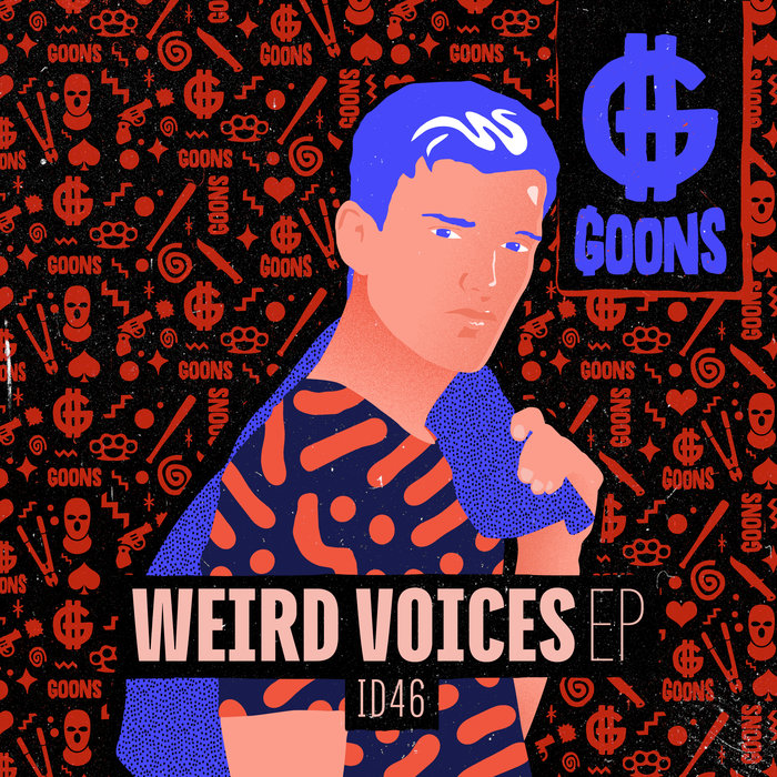 ID46 - Weird Voices EP
