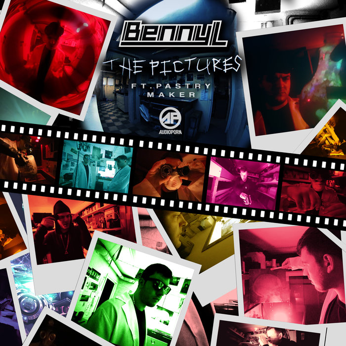 BENNY L/PASTRY MAKER - The Pictures