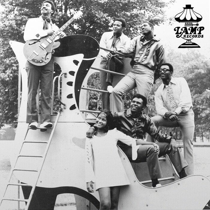 THE MIGHTY INDIANA TRAVELERS - Lamp Records: It Glowed Like The Sun: The Story Of Naptown's Motown (1969-1972)