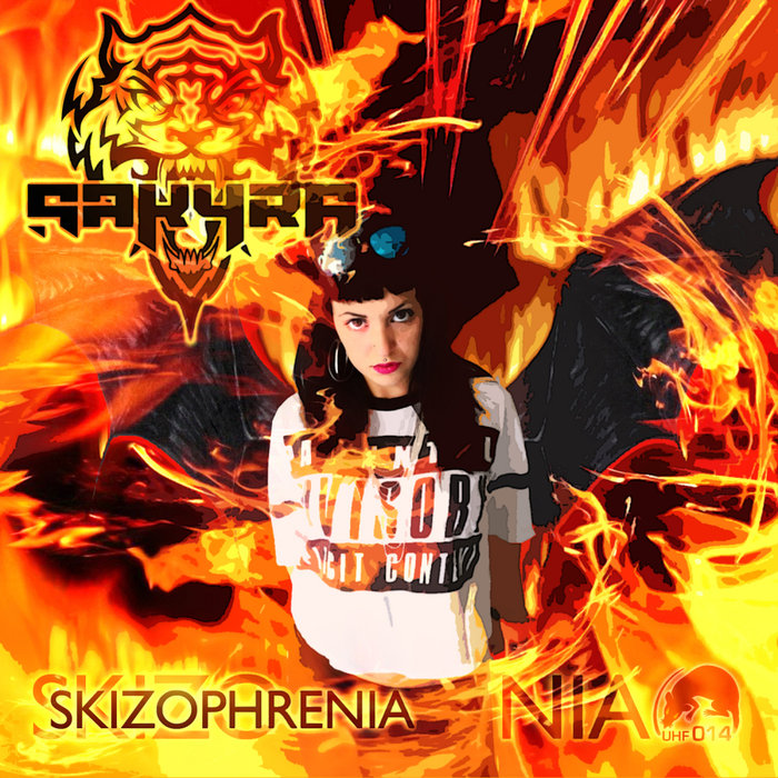 SAKYRA - Skizophrenia