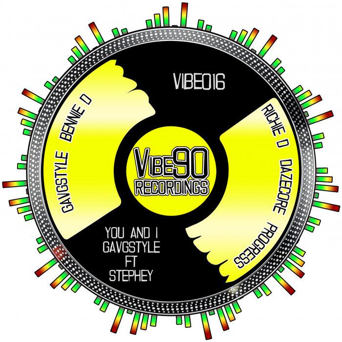 GAV G-STYLE feat STEPHEY - You & I